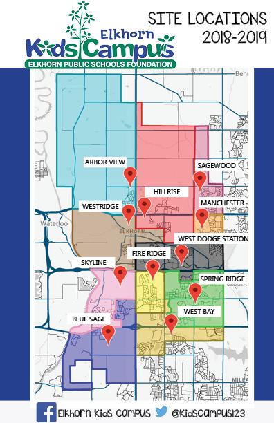 Ekc Locations Contacts Elkhorn Public Schools Foundation