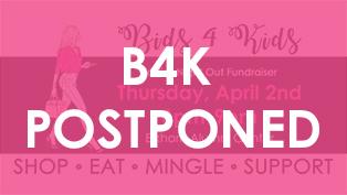 B4K Postponed