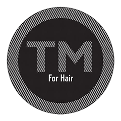 TM for hair logo