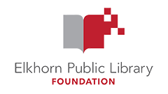 Elkhorn Public Library Foundation logo