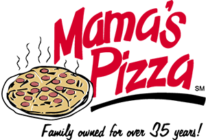 Mama's Pizza logo