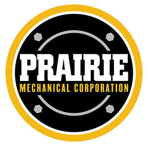 Prairie Mechanical Corporation logo
