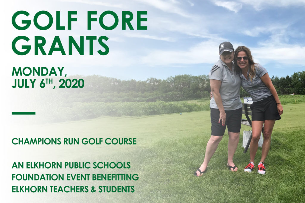 GOLF FORE GRANTS JULY 6TH 2020
