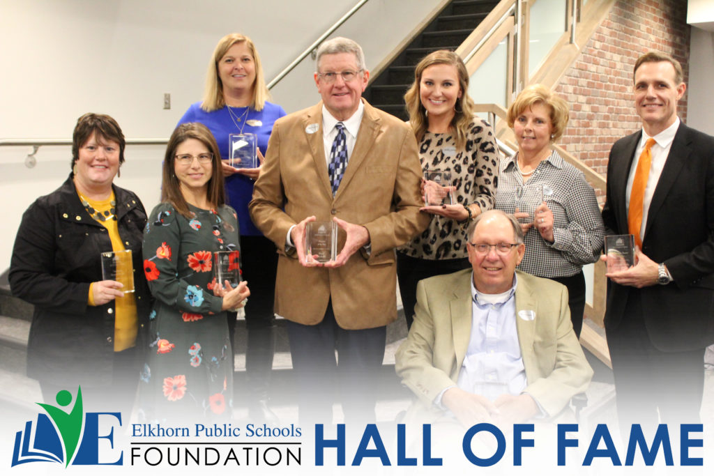2019 Hall of Fame Winners