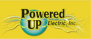 powered up electric logo