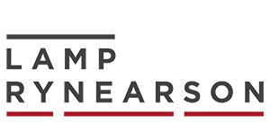 Lamp Rynearson Logo