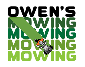 Owen's Mowing Logo
