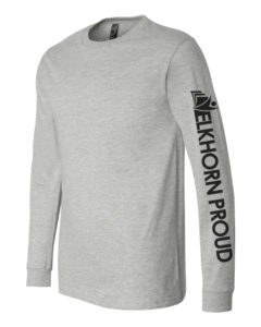 Long-sleeve Elkhorn Proud Shirt