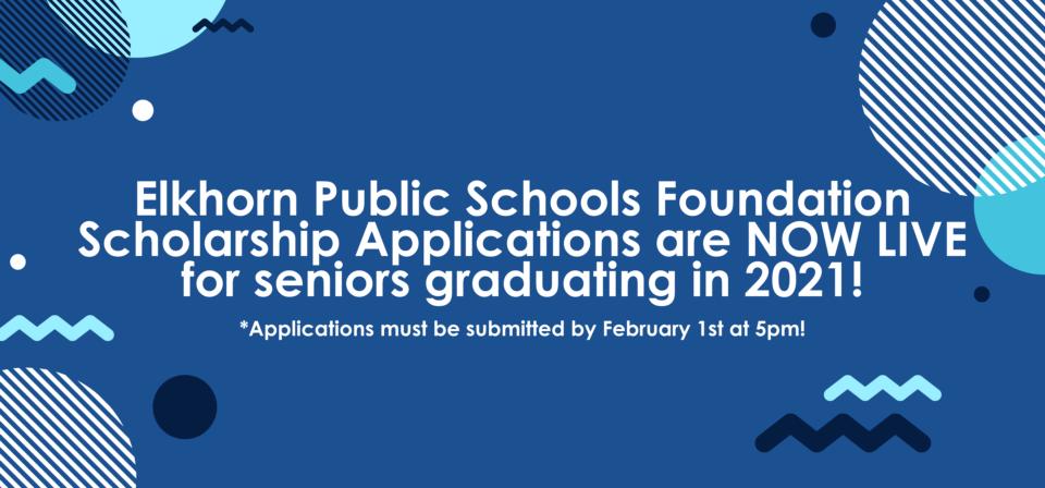 Elkhorn Public Schools Scholarships Link